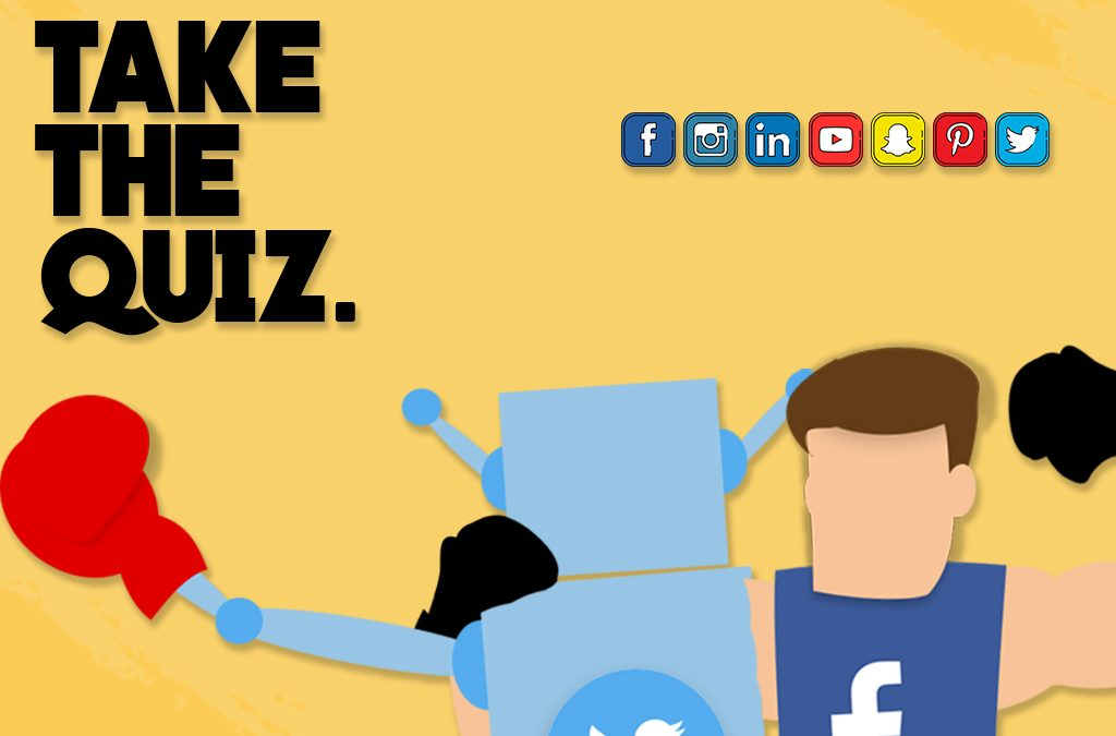 The Social Advertising Quiz